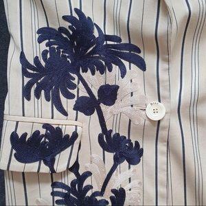 Dior Jackets & Coats - Christian Dior Embroidered Ladies Jacket Blazer
